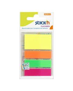 Notes Stick'n Notes 45x12,4x25 3 färg