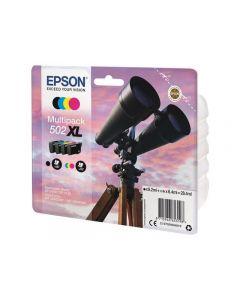 Bläckpatron EPSON C13T02W64010 T502 4/FP