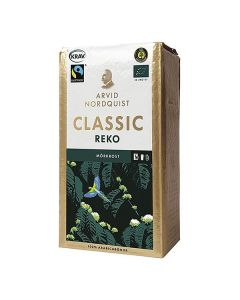 Kaffe CLASSIC Reko mörkrost 450g