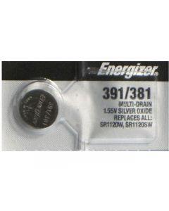 Batteri ENERGIZER 391 / 381