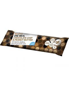 Bar Allevo Chocolate Chip&Peanut butter 56g