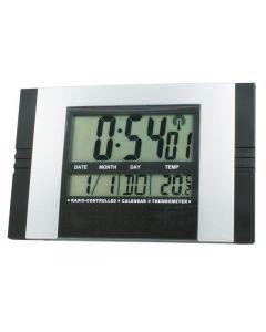 Digitalt radiokontrollerat vägg/bordsur