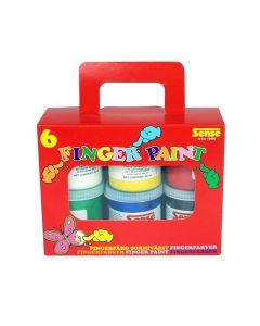 Fingerfärg 80ml 6/FP