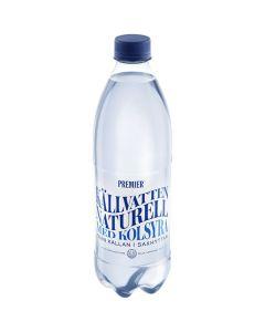 Vatten PREMIER Naturell med kolsyra 50cl