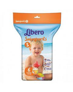 Blöja LIBERO Swimpants S 6/FP