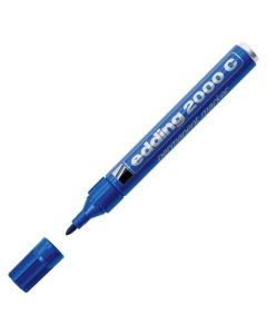 Märkpenna EDDING 2000C blå