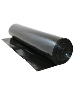 Plastsäck LD 60 liter 50my svart 25/RL