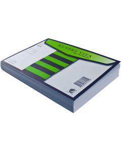 Kuvert konsument fp C5 H2 vit 50/FP