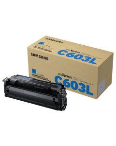 Toner SAMSUNG CLT-C603L SU080A Cyan