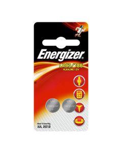 Batteri ENERGIZER LR43 / 186  2/FP