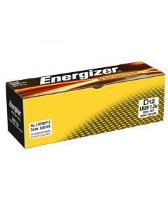 Batteri ENERGIZER Industrial D 12/FP