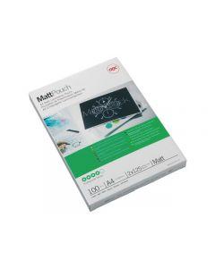 Laminat GBC A4 matt 125 mic  100/FP