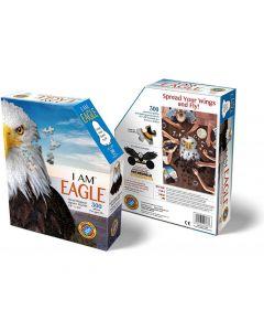 Head Shaped Puzzles Eagle