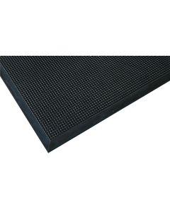 Entrématta Rubett 83x100 cm svart
