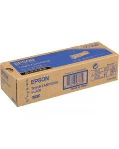 Toner EPSON C13S050630 svart