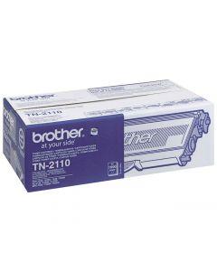 Toner BROTHER TN2110 svart