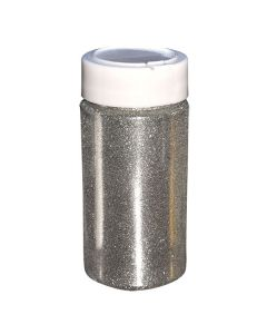 Glitter silver 250g