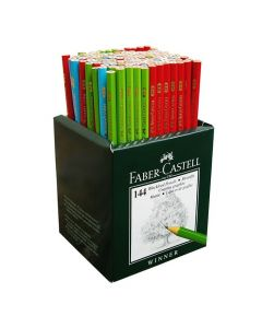 Blyertspenna FABER-CASTELL HB 144/FP