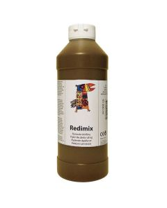 Readymix 500ml bränd umbra