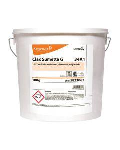 Tvättmedel Clax Sumetta free, hink 10kg