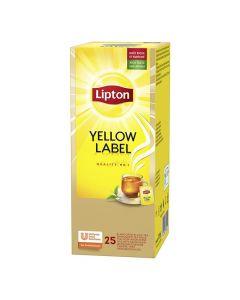 Te LIPTON påse Yellow Label 25/FP