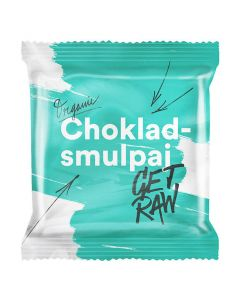Chokladsmulpaj GET RAW 35g