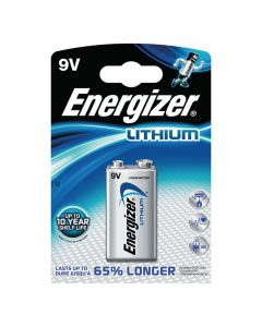 Batteri ENERGIZER Lithium E 9,0 V