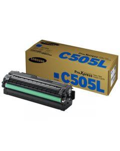 Toner SAMSUNG CLT-C505L/ELS cyan