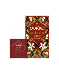 Te PUKKA Örtte Vanilla Chai 20/FP