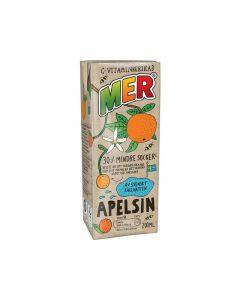 Fruktdryck MER Apelsin 20cl