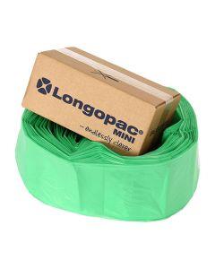 Säcksystem LONGOPAC mini 60m grön
