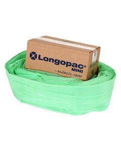 Säcksystem Longopac mini strong 45m grön