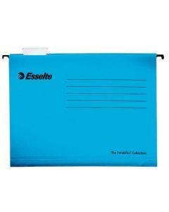 Hängmapp ESSELTE folio 412x240mm blå
