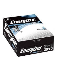 Batteri ENERGIZER Max Plus D 20/FP