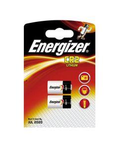 Batteri ENERGIZER CR2 2/FP