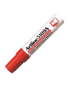 Whiteboardpenna ARTLINE 5109A BIG röd