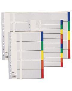 Plastregister ELBA A4 1-31