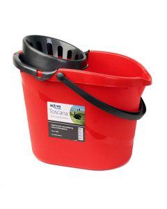 Svabbhink mini ACTIVA Toscana röd 15 liter