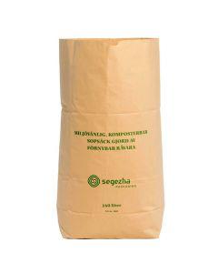 Papperssäck Duplex 1-blads 160 liter 50/FP