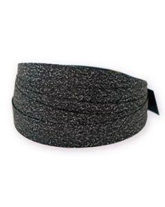 Glitterband Svart 10mm x 100m