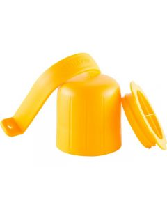 SPRAYWASH Behållare kit gul