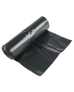 Plastsäck LLD 125 liter 50my svart 25/RL