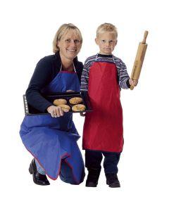 Snickarförkläde förskola längd 65cm