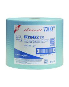 Torkrulle WYPALL* L30 blå 380m
