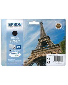 Bläckpatron EPSON C13T70214010 svart