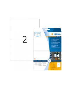 Etikett HERMA Outdoor 210x148mm 20/FP