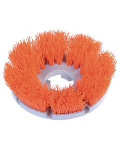 Grov borste Motorscrubber Orange