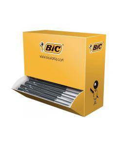 Kulpenna BIC Clic M10 1,0 svart 100/FP