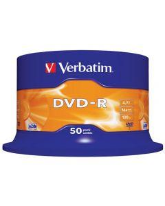 DVD-R VERBATIM 4,7GB 50/FP