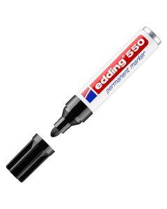 Märkpenna EDDING 550 svart